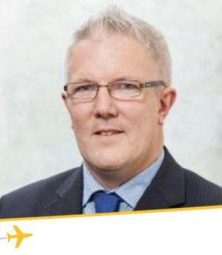 Mark Hadfield - Head of Asset Management, FLYdocs
